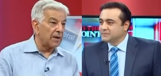 To The Point (Khawaja Asif Exclusive Interview) - 11th August 2021