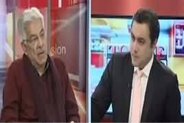 To The Point (Khawaja Asif Exclusive Interview) – 18th January 2019