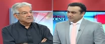 To The Point (Khawaja Asif Exclusive Interview) - 8th April 2020