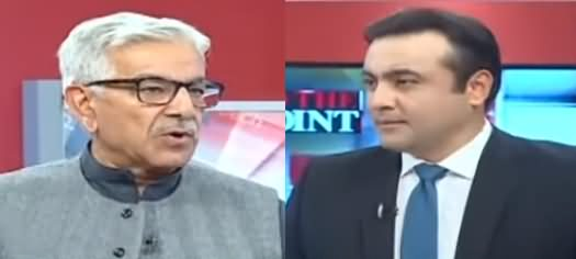 To The Point (Khawaja Asif Exclusive Interview) - 8th December 2020