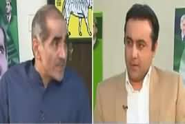 To The Point (Khawaja Saad Rafique Exclusive Interview) – 28th September 2018