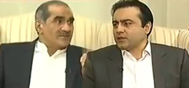 To The Point (Khawaja Saad Rafique Exclusive Interview) - 5th November 2017