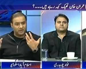 To The Point (Kya Imran Khan Theek keh Rahay Hain?) - 13th November 2013
