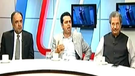 To The Point (Largest Jalsas of Imran Khan But Less People in Dharna) – 30th October 2014