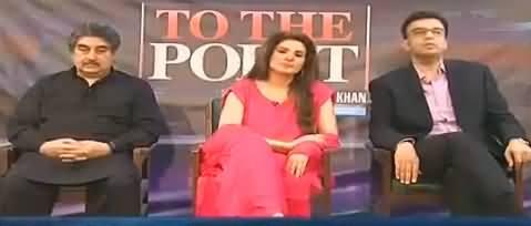 To The Point (Media Khud Kab Badle Ga?) - 21st October 2017