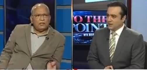 To The Point (Mushahid Ullah Khan Exclusive Interview) - 3rd June 2017