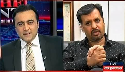 To The Point (Mustafa Kamal Exclusive Interview) - 23rd September 2016
