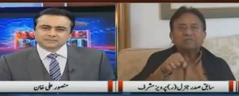 To The Point (Pervez Musharraf Exclusive Interview) - 26th November 2017