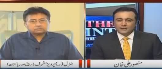 To The Point (Pervez Musharraf Exclusive Interview) - 9th July 2017