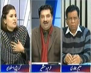 To The Point (PMLN Demands Resignation From Qaim Ali Shah) – 11th March 2014