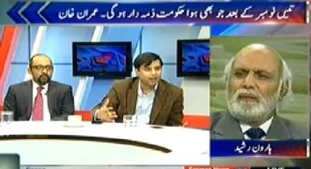To The Point (PMLN Govt Denied to Accept Imran Khan's Demand)  – 12th November 2014