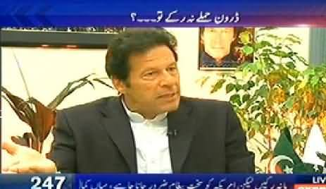 To The Point With Imran Khan – 11th November 2013