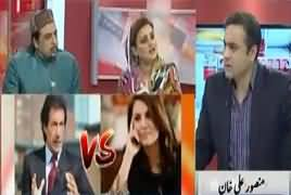 To The Point (Salman Ahmad Revelations About Reham Khan) – 3rd June 2018