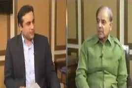 To The Point (Shahbaz Sharif Exclusive Interview) – 8th October 2017