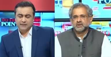 To The Point (Shahid Khaqan Abbasi Interview) - 22nd September 2020