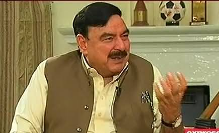 To The Point (Sheikh Rasheed Ahmad Exclusive Interview) - 18th September 2016