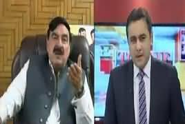 To The Point (Sheikh Rasheed Ahmad Exclusive Interview) – 20th May 2018