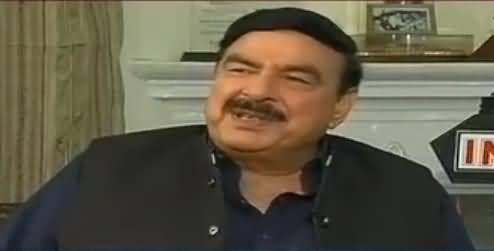 To The Point (Sheikh Rasheed Ahmad Exclusive Interview) - 26th February 2017
