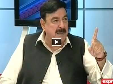 To The Point (Sheikh Rasheed Ahmad Special Interview) – 8th July 2014