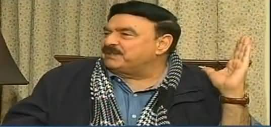 To The Point (Sheikh Rasheed Exclusive Interview) - 27th January 2017