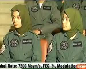 To The Point (Special Program on Pakistan Air Force) - 25th September 2013