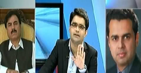 To The Point (What Will Be Outcome of PTI & Tahir ul Qadri Jalsas) – 3rd October 2014