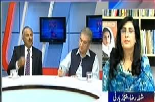 To The Point (Who is Making Conspiracy Against Sindh Govt) – 25th March 2014