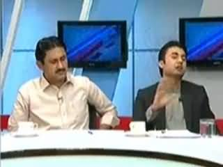 To The Point (Why Jamshaid Dasti Is Not Giving Proof of Allegations) – 7th April 2014
