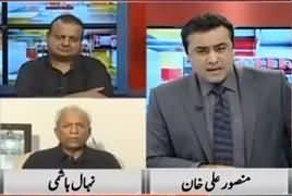 To The Point With Mansoor Ali Khan (PTI Govt's One Year) – 18th August 2019