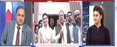 Today Nawaz Sharif Has Threatened Wajid Zia - Rauf Klasra