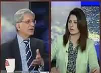 Tonight With Fareeha (Aitzaz Ahsan Exclusive) REPEAT – 20th May 2016