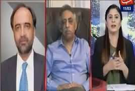 Tonight With Fareeha (Bilawal Nawaz Meeting) – 10th March 2019