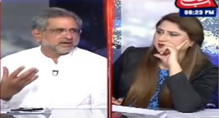 Tonight With Fareeha (Chairman NAB Extension Issue) - 27th September 2021