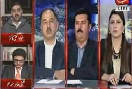 Tonight With Fareeha (Chairman Senate Kis Party Se Hoga?) – 6th March 2018