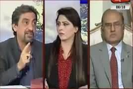 Tonight With Fareeha (Civil Military Relation) – 6th October 2017