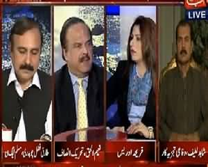Tonight With Fareeha (Civil Military Relations) – 9th September 2015