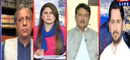 Tonight With Fareeha (Civil Military Relations on Same Page?) - 14th October 2021