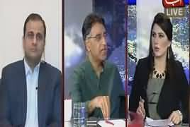 Tonight With Fareeha (Dawn Leaks Chapter Closed?) – 17th May 2017