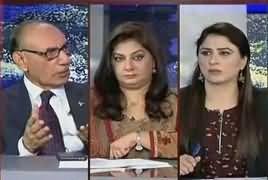 Tonight With Fareeha (Dharna Khatam Karne Mein Fauj ka Kirdar) – 27th November 2017