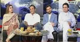 Tonight With Fareeha (Eid Special) – 18th June 2018