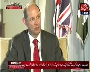 Tonight With Fareeha (Exclusive With Flip Barton) – 13th August 2015