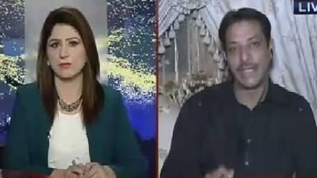 Tonight With Fareeha (Faisal Raza Abidi Exclusive Interview) – 11th March 2016