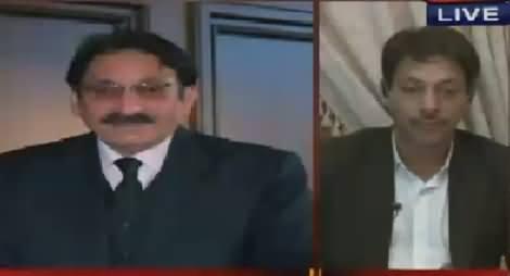 Tonight With Fareeha (Faisal Raza Abidi Exclusive Interview) – 30th December 2015