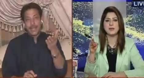 Tonight With Fareeha (Faisal Raza Abidi Exclusive Interview) – 6th April 2016