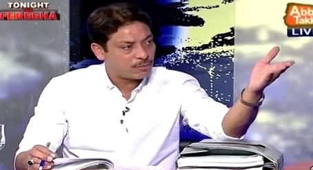 Tonight With Fareeha (Faisal Raza Abidi Special Interview) – 19th May 2015