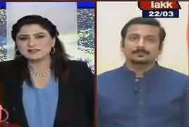 Tonight With Fareeha (Faisal Sabzvari Exclusive Interview) – 22nd March 2017