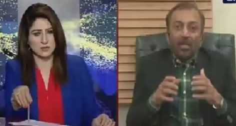 Tonight With Fareeha (Farooq Sattar Exclusive Interview) – 18th February 2016
