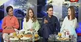 Tonight With Fareeha (First Day Eid Special) – 22nd August 2018