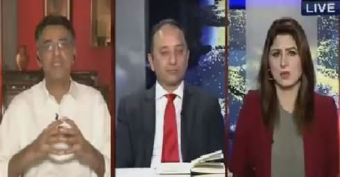 Tonight With Fareeha (Five Demands of Imran Khan) – 9th February 2016
