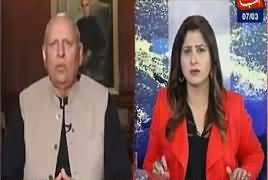 Tonight With Fareeha (Governor Punjab Ch. Sarwar Exclusive) – 7th March 2019